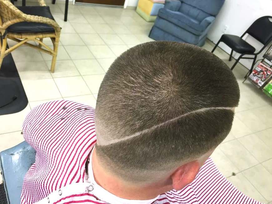 Mike's Barber Shop hard part