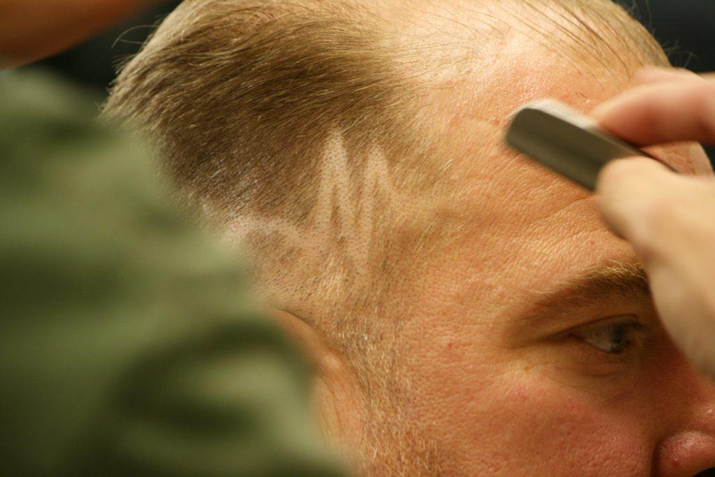haircut lines