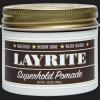 Layrite Superhold Pomade jar