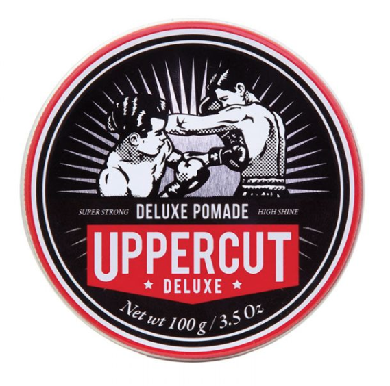 Uppercut Deluxe Pomade jar