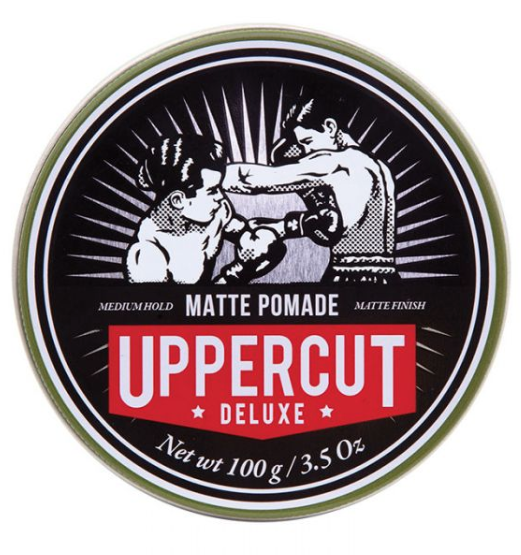 Uppercut Matte Pomade jar
