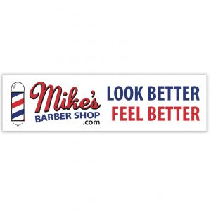Mike's Bumper Sticker