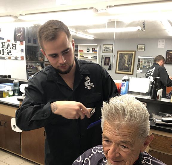 Barber Tony