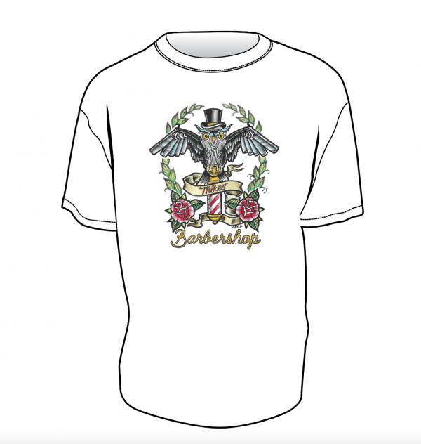 Opie Ortiz Owl T-shirt